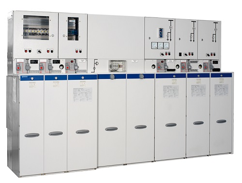 Gas insulated switchgear - medium voltage